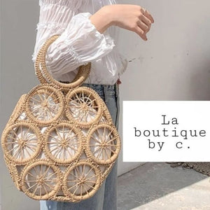 Sac LETS SUNSHINE de la COLLECTION BAHIA - COLLECTION BAHIA, sacs - La boutique by c.