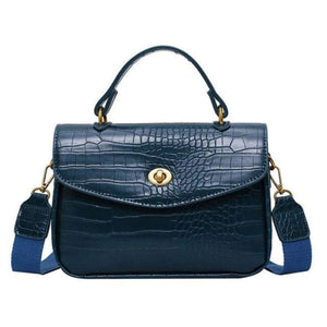 Sac ORSAY de la COLLECTION PARISIENNE - bleu - sacs - La boutique by c.