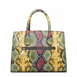 Sac PYTHON de la COLLECTION MONACO - sacs - La boutique by c.
