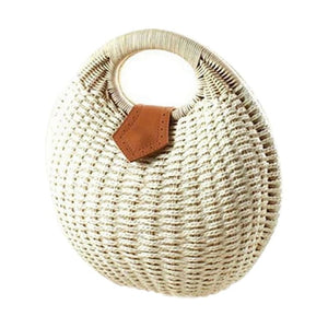 Sac RIVAGE de la COLLECTION BAHIA - coquillage - sacs - La boutique by c.