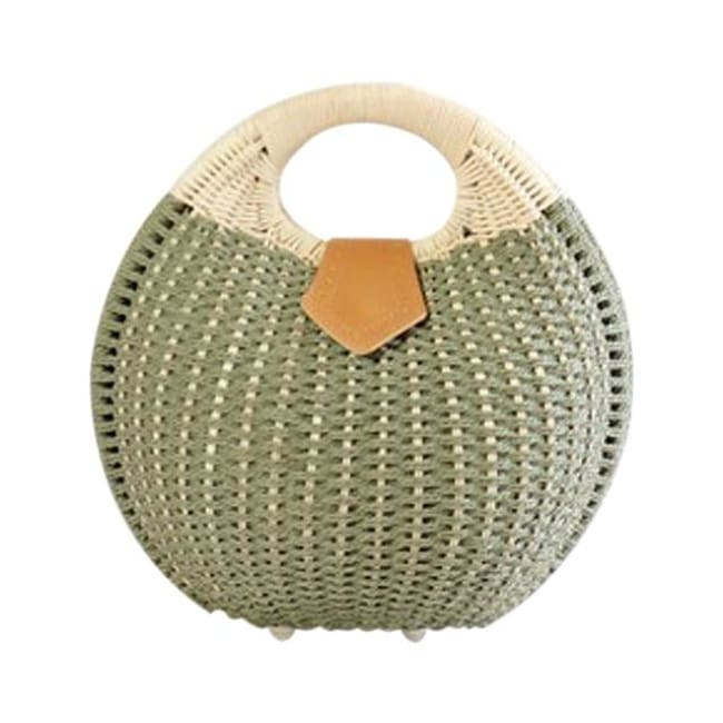 Sac RIVAGE de la COLLECTION BAHIA - olive - sacs - La boutique by c.