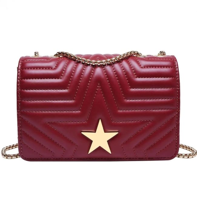Sac STARLETTE de la COLLECTION BE ORIGINAL - rouge - sacs - La boutique by c.