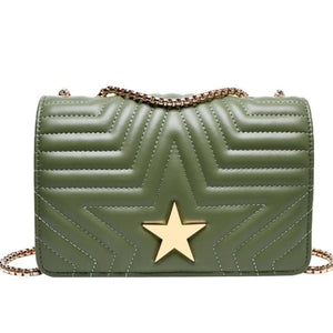 Sac STARLETTE de la COLLECTION BE ORIGINAL - vert - sacs - La boutique by c.