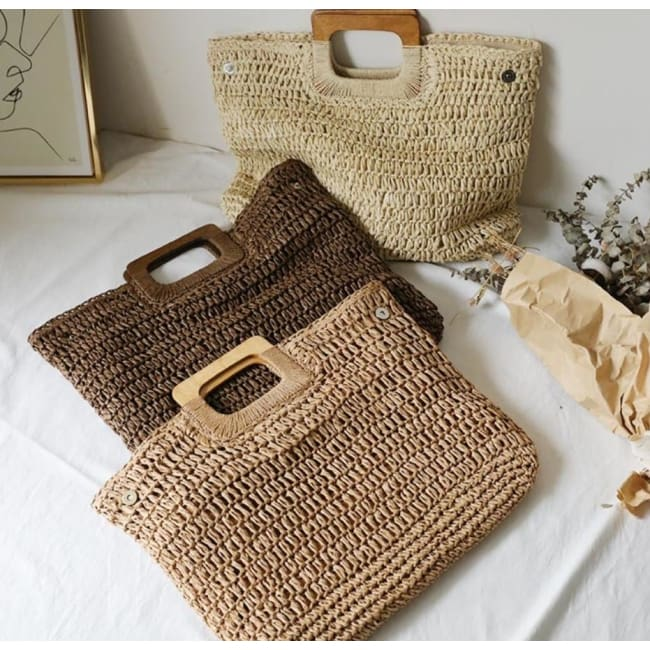 Shopping bag SUMMER BEACH de la COLLECTION BAHIA - COLLECTION BAHIA sacs - La boutique by c.