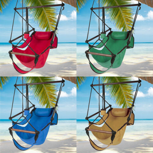Chair Hanging Air Deluxe Swing Hammock