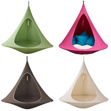 Load image into Gallery viewer, UFO Shape Teepee Tree Hanging  Swing Chair