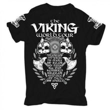 Load image into Gallery viewer, Viking T shirt Warriors Odin