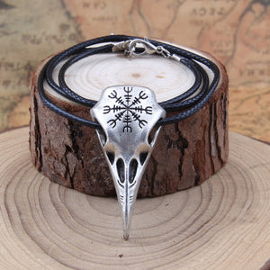 Viking Jewelry Odin Rune Necklaces