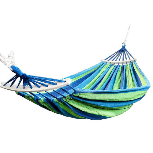 Double Hammock 450 Lbs Portable Travel Camping