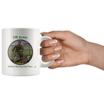US Army - Military Working Dog Team Mug