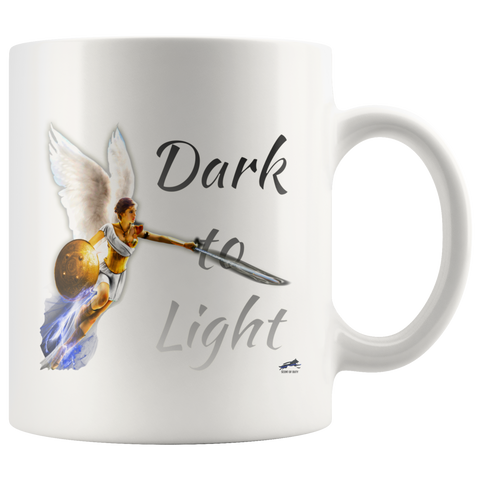 Dark to Light Mug