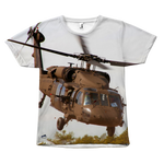 Sikorsky UH-60 Black Hawk All-Over Print T-Shirt 2