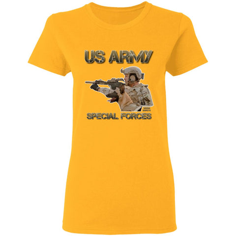 US ARMY Special Forces Ladies T-Shirt