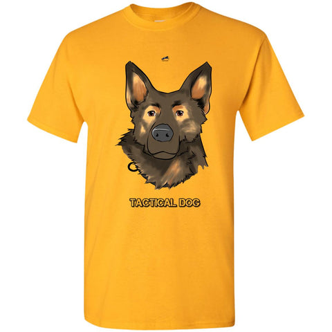 Tactical Dog Toon Youth T-Shirt