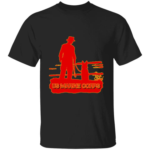 US Marine Corps MWD Team 2 Youth T-Shirt