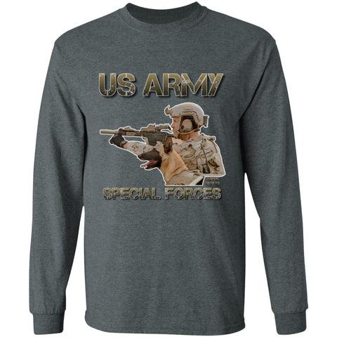 US ARMY Special Forces LS T-Shirt