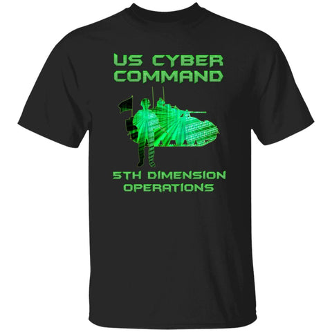 US CYBER Command T-Shirt