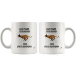 Run Fast, Bite Hard, and Fear Nothing D1 Mug