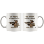 US Army Special Forces D1 Mug