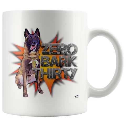 Zero Bark Thirty Mug