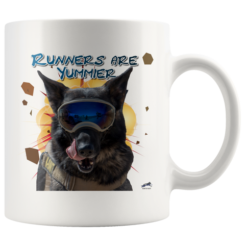 Runners are Yummier Mug