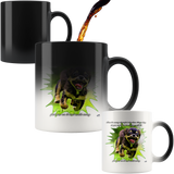 Pee on it and Walk Away Magic Mug - Color Changing