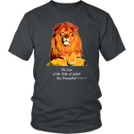 Lion of Judah T-shirt D