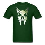 Punisher K-9 W T-Shirt - forest green