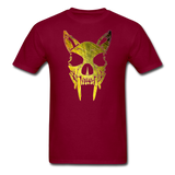 Punisher K-9 Y T-Shirt - burgundy