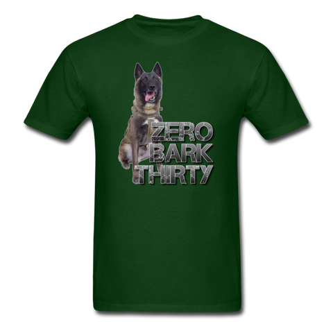 Zero Bark Thirty Conan T-Shirt 2 - forest green