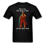 Full Armor of God T-Shirt 2 - black