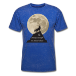 Wolf Strong T-Shirt - mineral royal