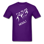 Howl T-Shirt - purple