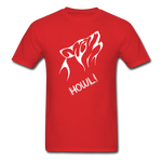 Howl T-Shirt - red