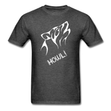 Howl T-Shirt - heather black