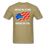 United We Stand T-Shirt - khaki