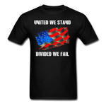 United We Stand T-Shirt - black