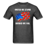 United We Stand T-Shirt - heather black