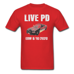 LIVE PD EOW T-Shirt - red