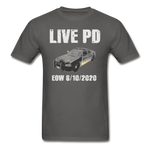 LIVE PD EOW T-Shirt - charcoal
