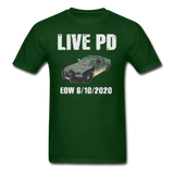 LIVE PD EOW T-Shirt - forest green