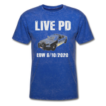 LIVE PD EOW T-Shirt - mineral royal