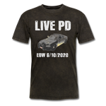 LIVE PD EOW T-Shirt - mineral black