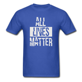 Men's T-Shirt - royal blue