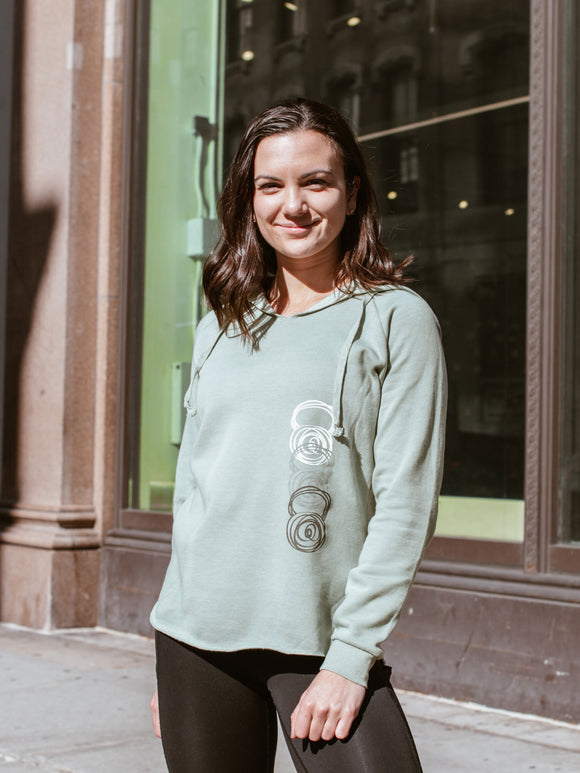 Relaxed Kettlebell Hoodie