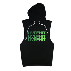 LIVEFHIT Sleeveless Hoodie