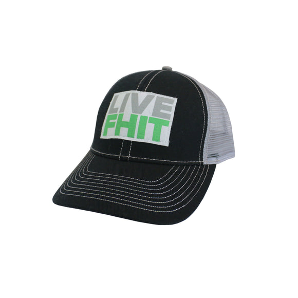 LIVEFHIT Patch Hat
