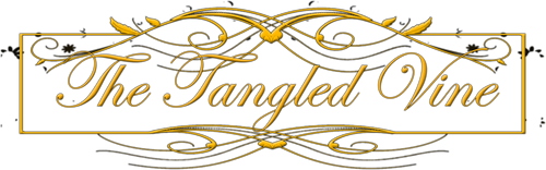 The Tangled Vine logo