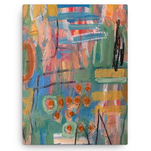 Abstract Print on Canvas