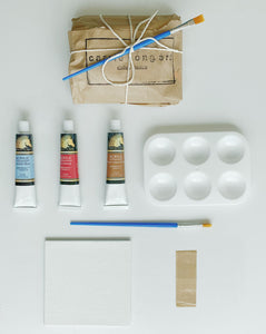 Show Me Your HeART - Supplies Kit